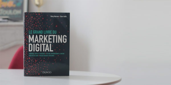 livre de marketing web