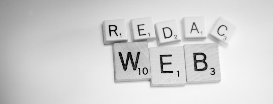 Comment rédiger de bons contenus web ?