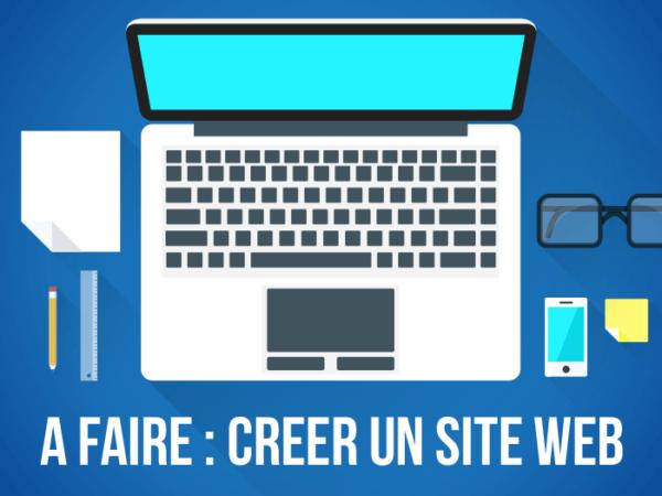 créer un site gratuit