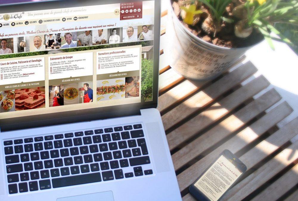 Objectif numéro 1: optimiser sa page d'accueil !