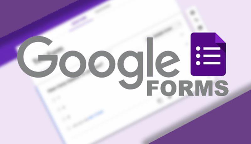 Google Forms : un moyen pratique pour une enquête en ligne