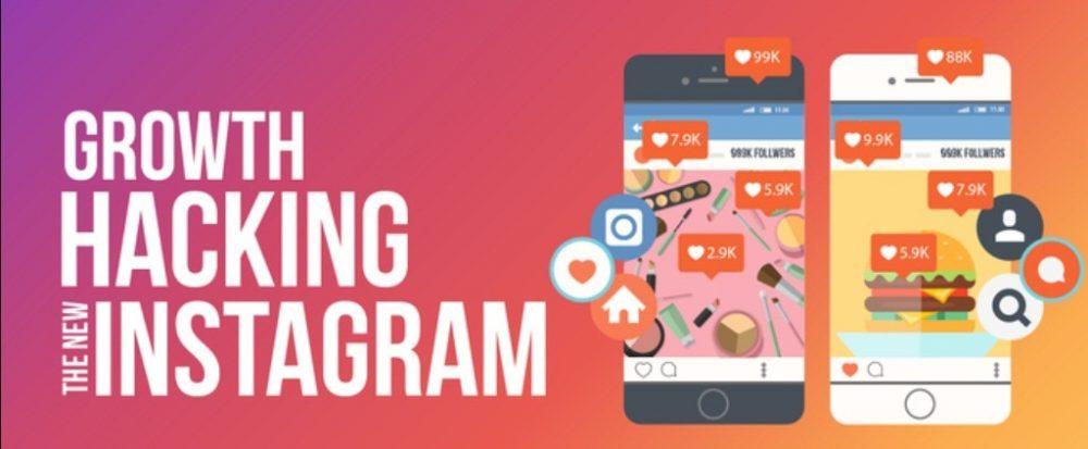 Les meilleures techniques de Growth Hacking sur Instagram