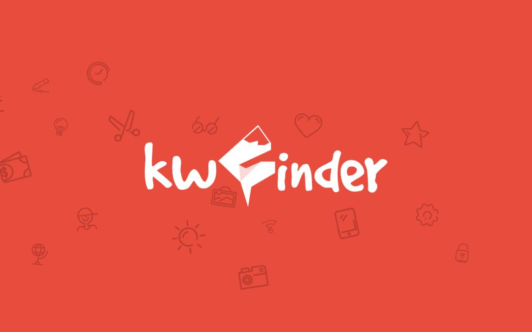 Mon avis sur KWFinder : le meilleur générateur de mots-clés