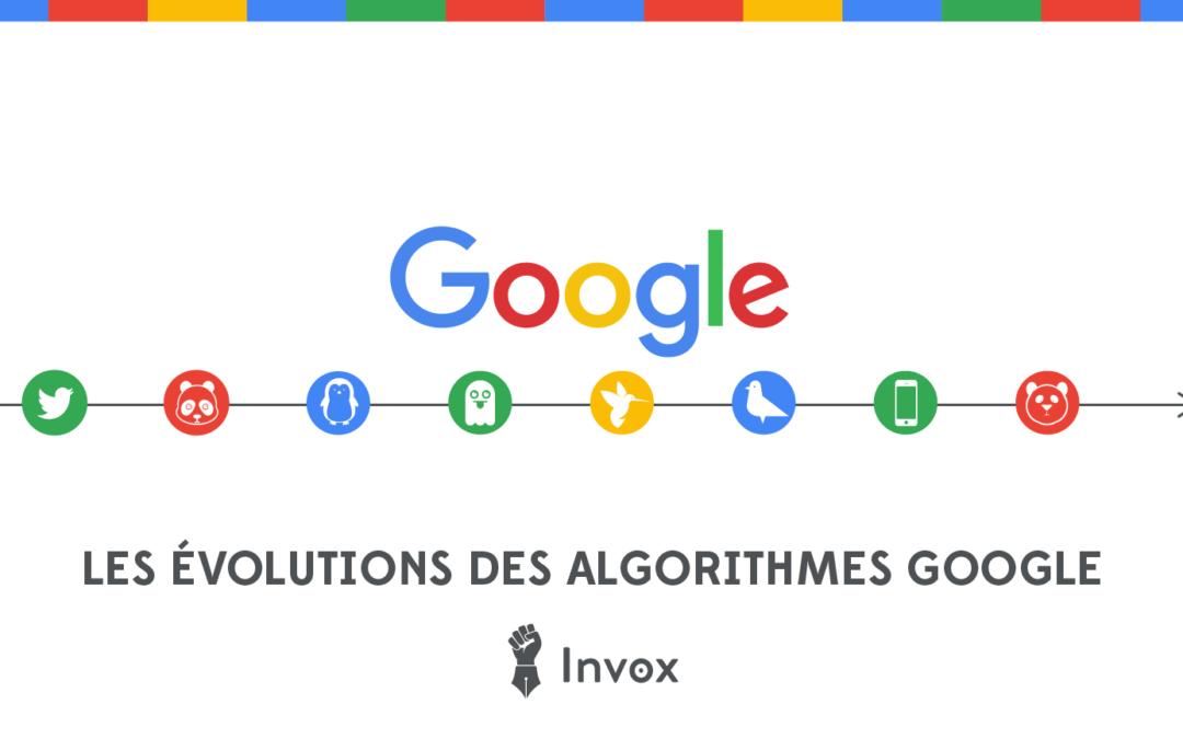 A la découverte du nouvel algorithme Google !