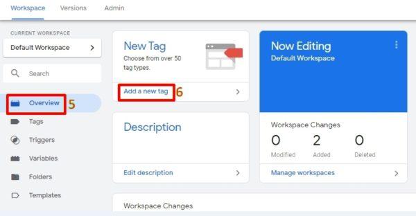Présentation de Google Tag Manager